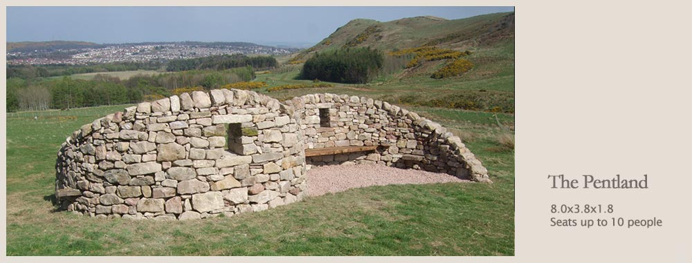 drystone design: the pentland